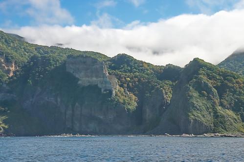 【写真】2013 : 知床半島遊覧船-往路2/2020-09-01/PICT2278