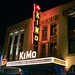 The historic KiMo Theatre