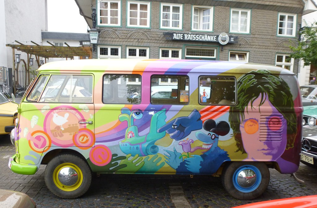 Tourbus in Geseke