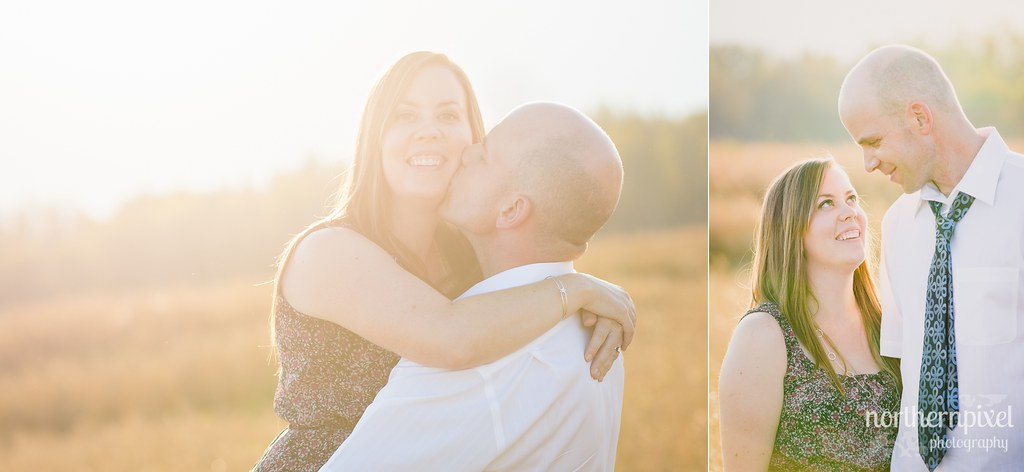 Smithers BC Engagement Session