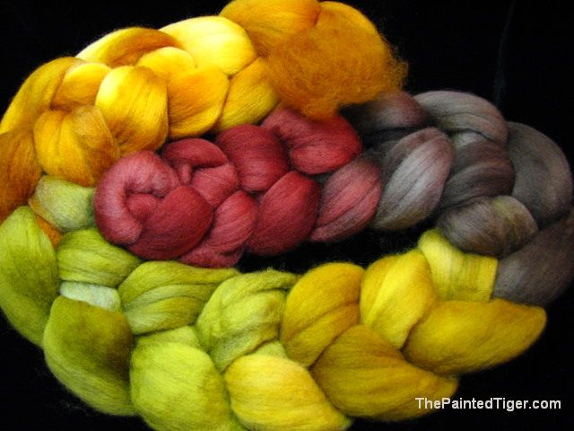 Autumn Splendor - Polwarth