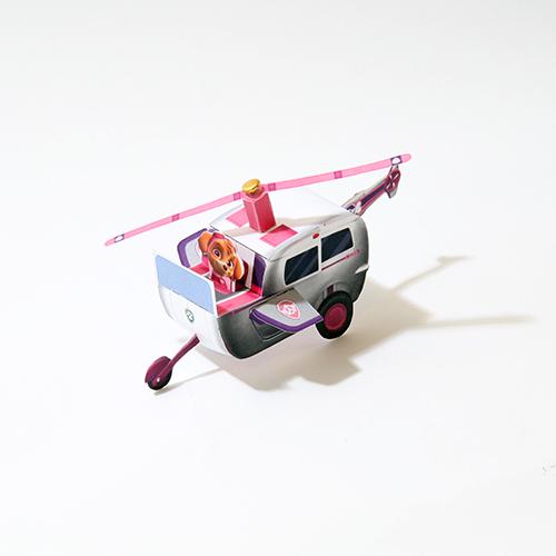 Skye-Printable-Vehicle