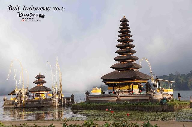 Bali Day 3 Puru Ulun Danu @ Bedugul 03