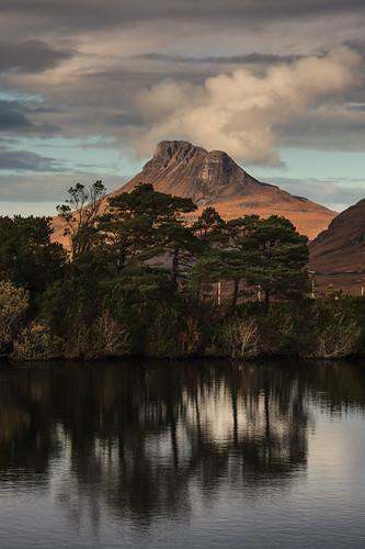 uk greatbritain landscape scotland unitedkingdom cul loch landschap schotland inverpolly stacpolly 2013 dromannan