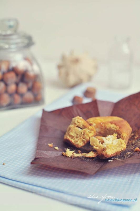 muffinki z dyni - przepis i zdjęcia blue spoon
