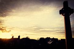 Across the Sunset Line