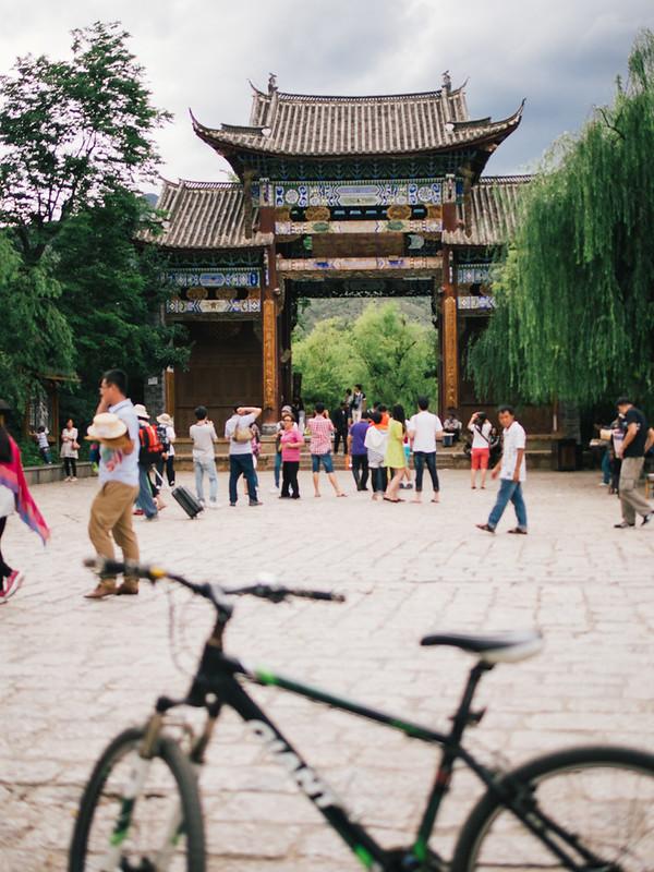 無標題  【單車地圖】<br>雲南麗江古城 10648899676 748aa107b0 c