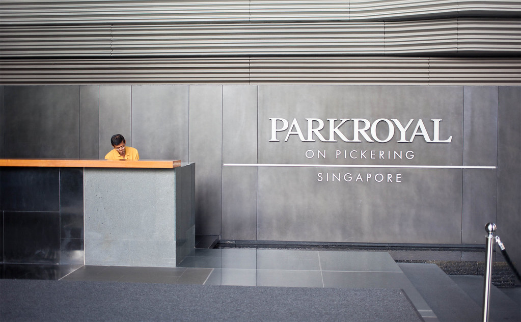Parkroyal on Pickering | Singapore | 2013