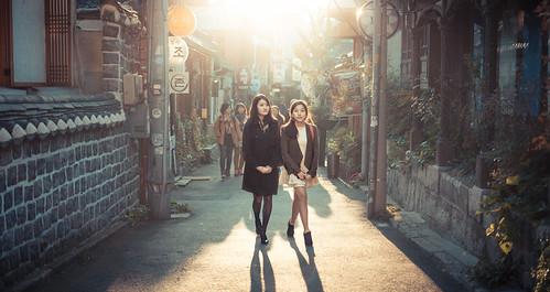 Seoul City Girls | Day 295/365