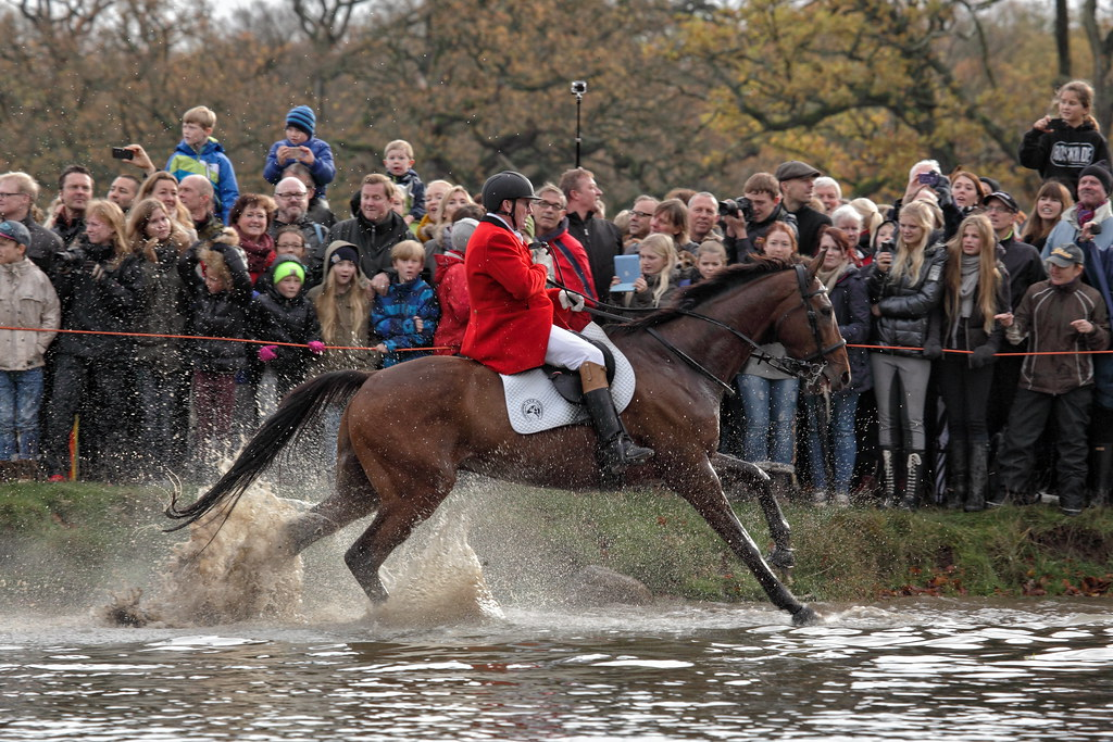 Hubertus hunt is a hunt on horseback, taking place every autumn. It is named after the patron saint of hunters Hubertus
