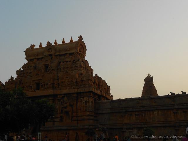 Thanjavur periya koil