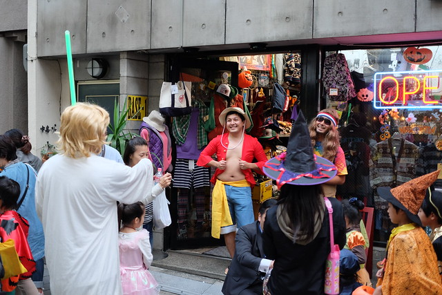 Yokohama Motomachi Halloween 2013 13