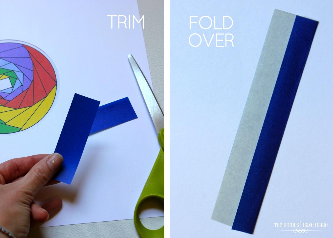 Iris Paper Folding Art-007