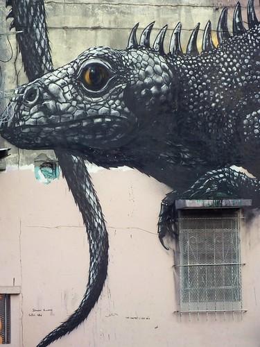 Roa Street Art, Panama City
