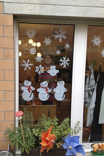 Der winter kann kommen baby - Fensterdeko winter ...