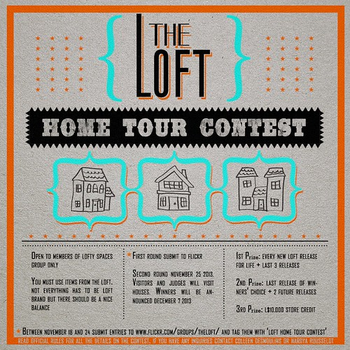 Home Tour Contest Flickr