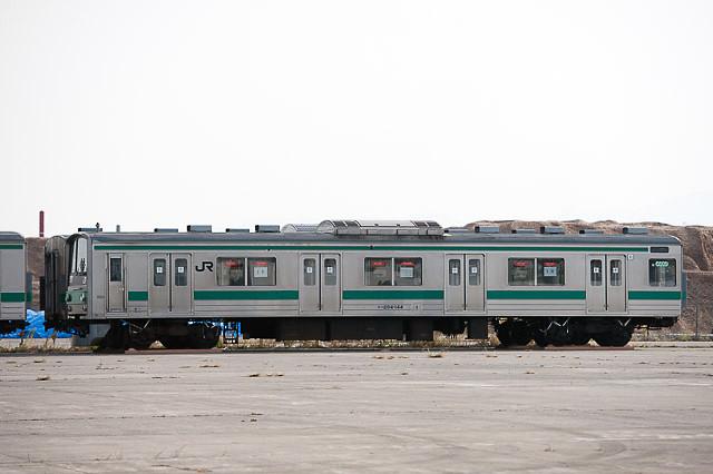 新潟東港 埼京線205系 ジャボデタベック譲渡車両