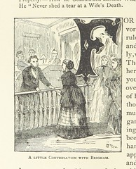 Image taken from page 528 of 'Wife No. 19; or the story of a life in bondage, being a complete expose of Mormonism ... With introductory notes by J. B. Gough and M. A. Livermore. Illustrated'