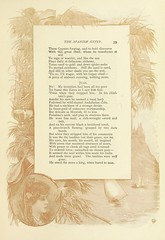"""British Library digitised image from page 235 of """"The complete poetical works of George Eliot. Family edition. Fully illustrated with new wood-engravings. With border by J. D. Woodward"""""""