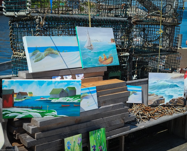 Peggy's Cove Artists' Festival 2013