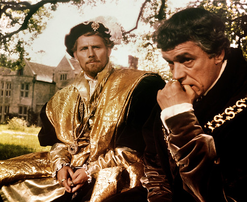 TG4 21-12-13@13.00 A Man For All Seasons-Shaw (King Henry VIII), Paul Scofield (Sir Thomas More)