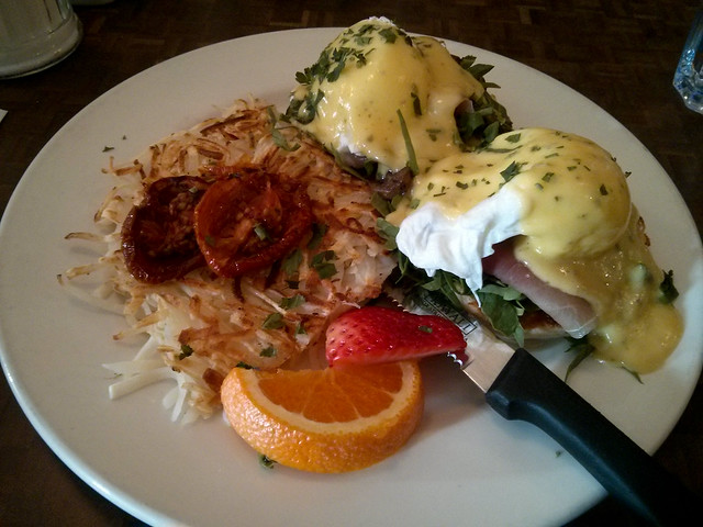 Have you been to Victoria? Have you tried a brunch place?
