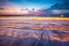 Waves in the dusk II