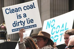 Clean Coal is a dirty Lie | No coal export rally 10 Dec 2013