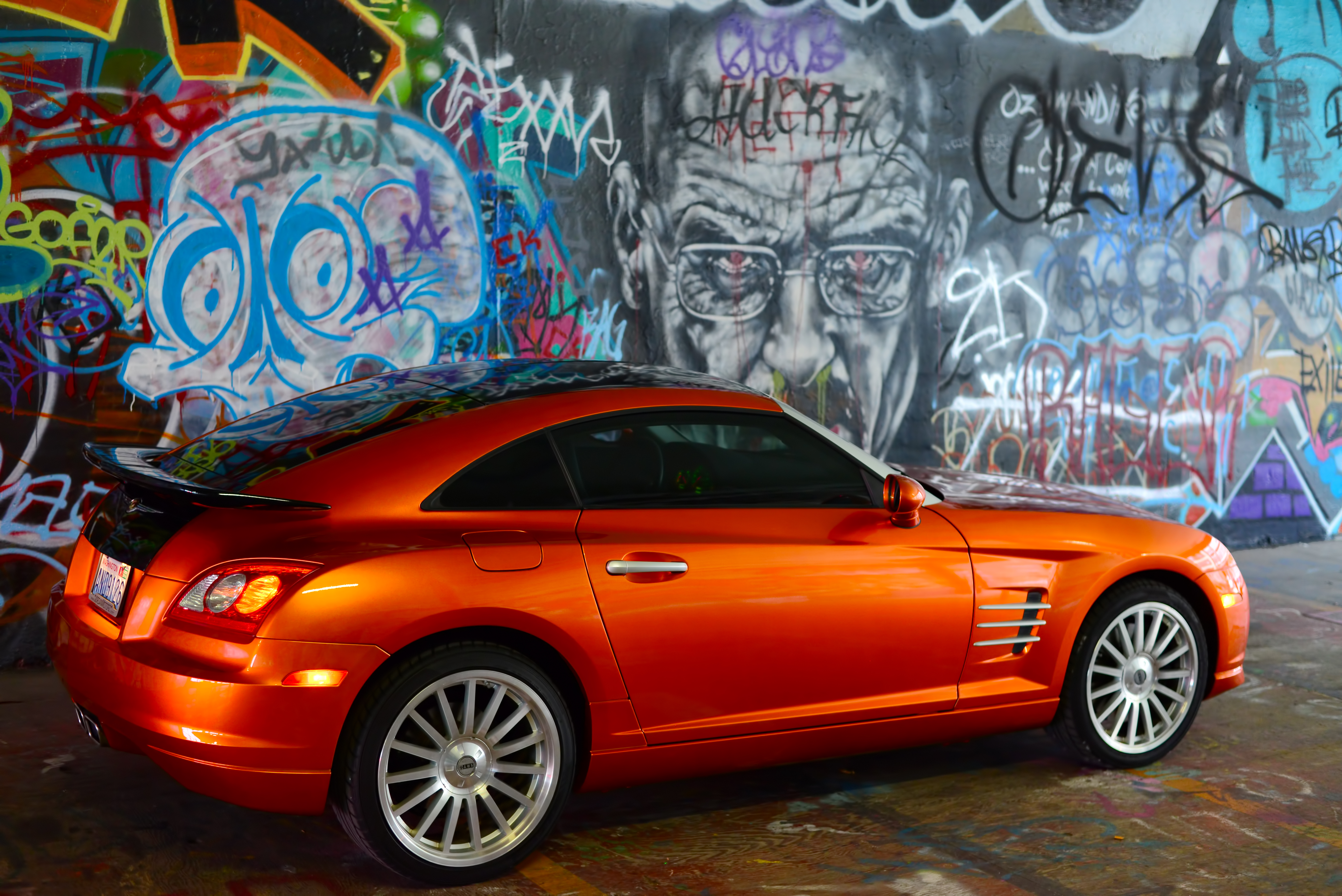 Chrysler Crossfire Aftermarket 2017 2018 Best Cars Reviews