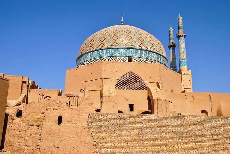 274 Arededores de la mezquita de leyenda del Casco antiguo y mezquitas de Yazd (160)