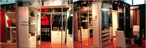 Amare La Casa showroom