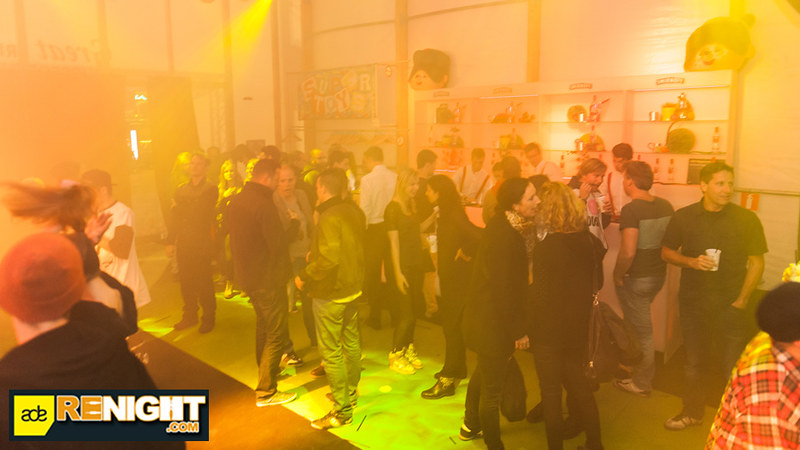 ADE 2013 Playground Highlights with Danny Tenaglia, Sander van Doorn,  Tommie Sunshine