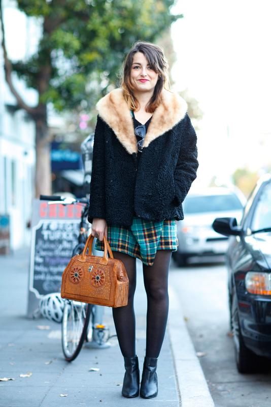 chloe_val Quick Shots, San Francisco, street fashion, street style, Valencia Street, women