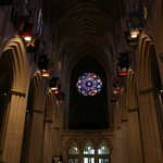 Inside National Cathedral