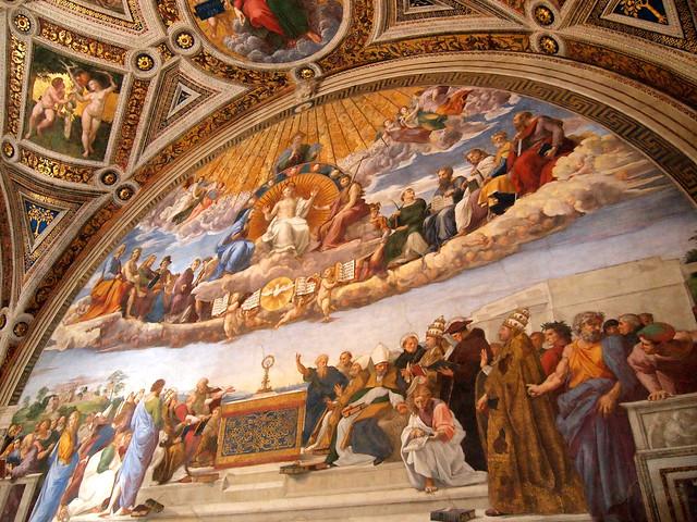 Raphael Rooms, Vatican Museums