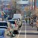 Cycling on Union Street 2 by Paul Krueger