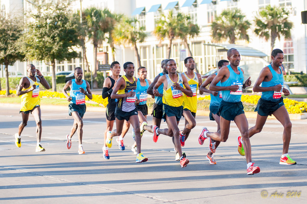 Chevron Houston Marathon 2014