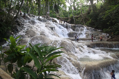 Dunn\'s River Falls and Park