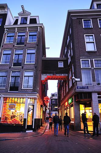 Rosse Buurt - Amsterdam