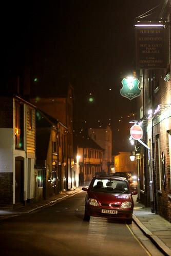 Delf street, Sandwich, Kent