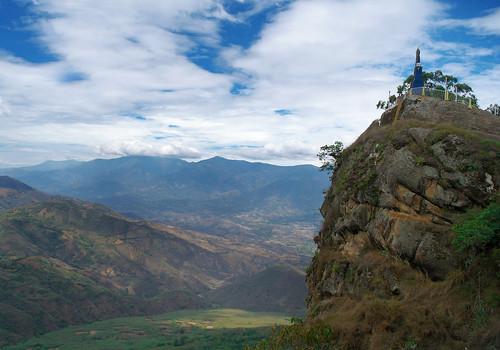 colors beautiful america landscape ecuador paisaje colores cielo nubes montaña loja montain mirador contrastes catacocha abismo paltas chruistian chiriculapo