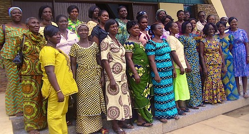 Ghana Associates at their annual Regional meeting