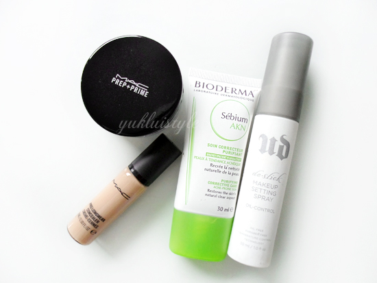 Makeup Products Recommended for Oily Skin