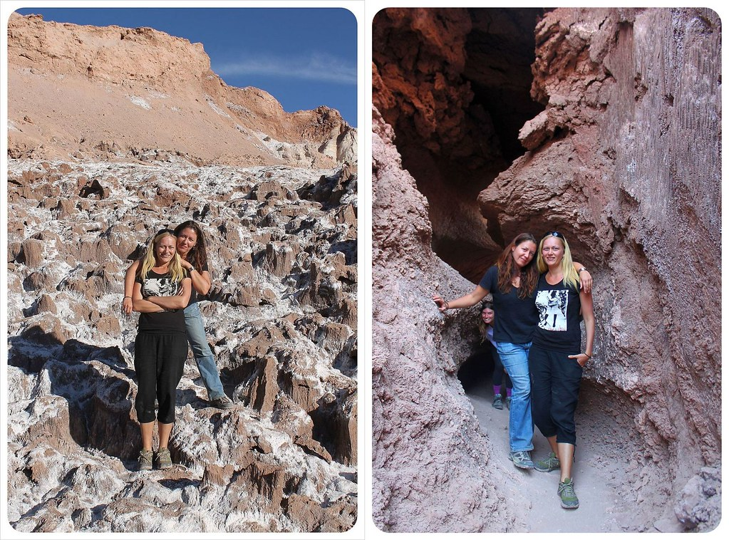 Dani and Jess atacama desert