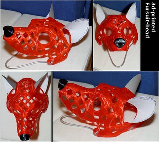 wolfy - fursuit-head 3d_print