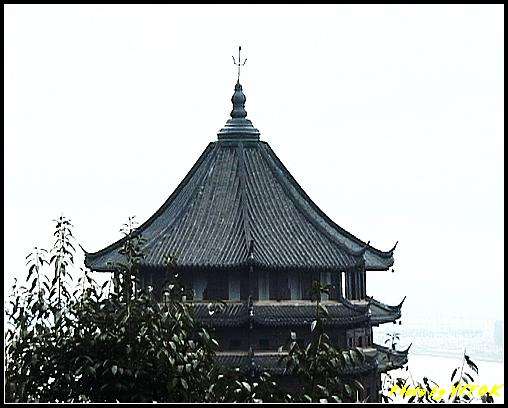 杭州 錢塘江 - 033 (六和塔)