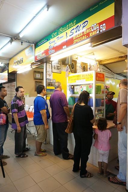 Halal breakfast in Penang Astaka Taman Tun Sardon-022
