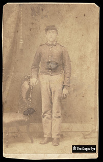 Civil War – Union Soldier: CDV c.1864
