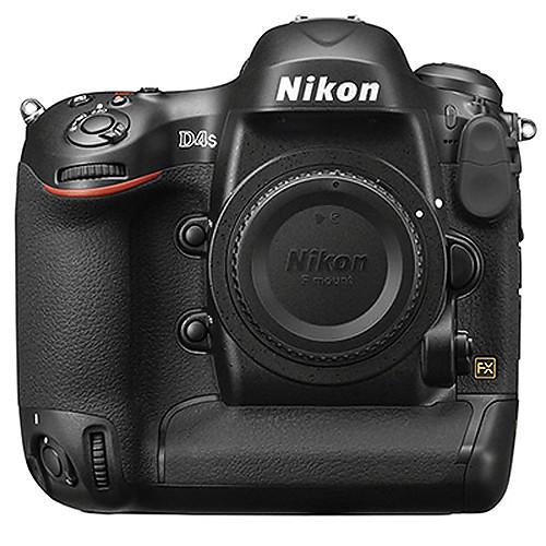 Nikon-D4s-DSLR-camera