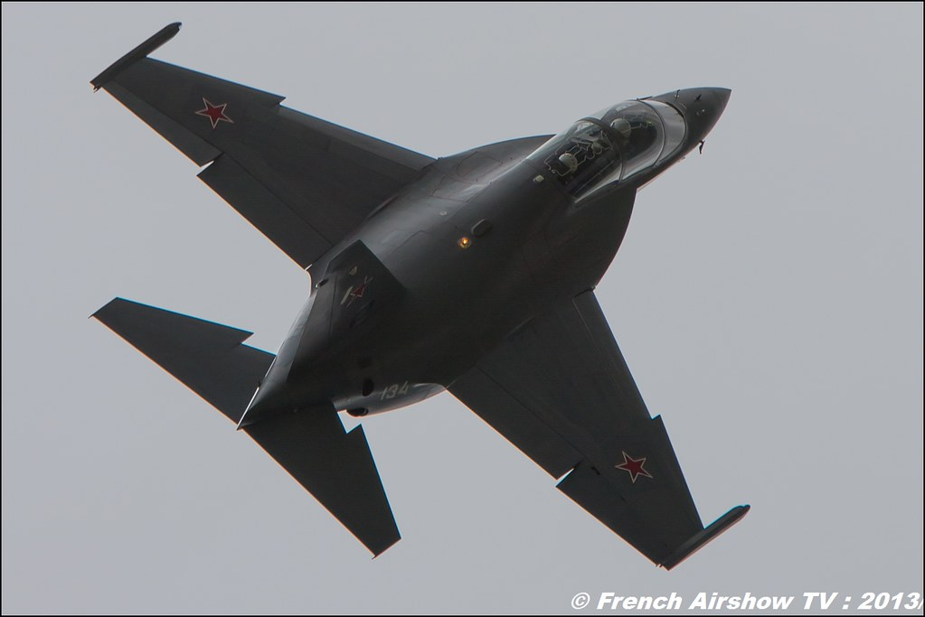 Yak-130,Salon du Bourget 2013,Paris Airshow 2013